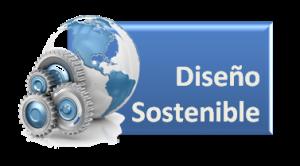 Botón Diseño Sostenible Transparente